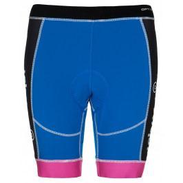 Dámské cyklistické kraťasy Kilpi Troi-W Velikost: S (36) / Barva: modrá