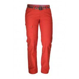 Dámské kalhoty Warmpeace Elkie Lady Velikost: XXL / Barva: červená