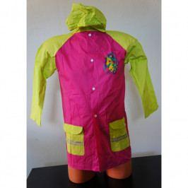 Pláštěnka 2You pro děti Koník 808 Dětská velikost: 4-5 let / Barva: žlutá