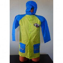 Pláštěnka 2you pro děti Policie Dětská velikost: 5-6 let / Barva: modrá/žlutá
