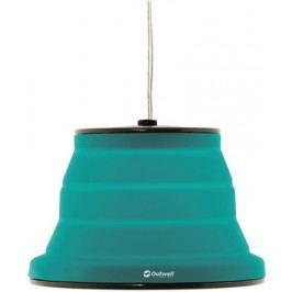 Vystavená Lampa Outwell Leonis Barva: modrá