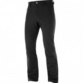 Pánské kalhoty Salomon Wayfarer Warm Pant M Velikost: S (48/R) / Barva: černá