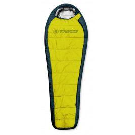 Spacák Trimm Highlander 185 cm Zip: Pravý / Barva: žlutá