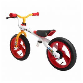 Jdbug odrážedlo Training Bike CC červeno/bílo/oranžová