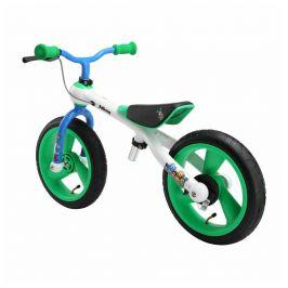 Jdbug odrážedlo Training Bike CC zeleno/bílo/modrá