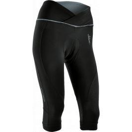 Silvini Dámské cyklistické 3/4 kalhoty Tinella black M