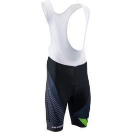 Silvini Pánské cyklo kalhoty lacl Team black-green 3Xl