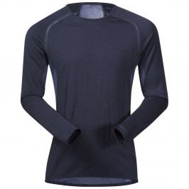 Bergans Merino Barlind Shirt NightBlue/DustyBlue L