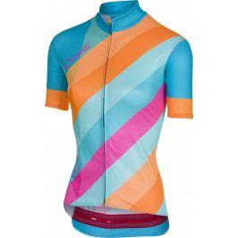 Castelli Prisma Jersey FZ multicolor sky blue XL