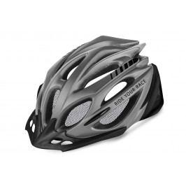 Cyklistická R2 Ath02D Pro-Tec šedá 56-58 / M