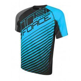 Force dres Mtb Attack modro-černý L