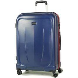 Cestovní kufr ROCK TR-0165/3-L ABS - modrá