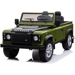 Land Rover Defender, zelené