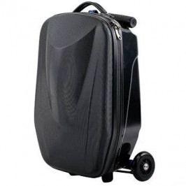 Luggage on the wheels BLACK