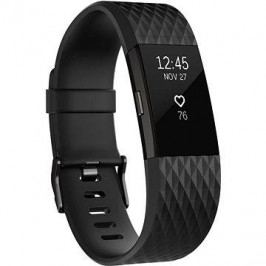 Fitbit Charge 2 Large Black Gunmetal