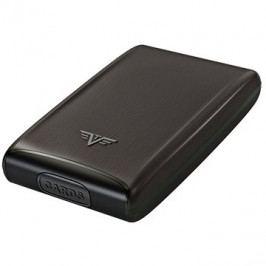 Tru Virtu Credit Card Case Razor Fan - Black Magic