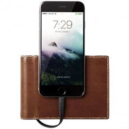 Nomad Leather Charging Wallet Bifold