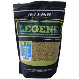 Jet Fish Pelety Legend Winter Fruit 4mm 1kg