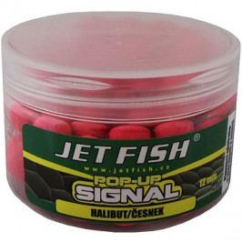 Jet Fish Pop-Up Signal Halibut/Česnek 12mm 40g
