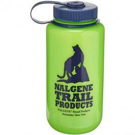 Nalgene Ultralite HDPE Wide Mouth Green 1000ml