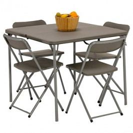 Vango Orchard Table Set Grey Std