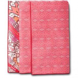 Prana Maha Yoga Towel Carmine Pink Marrakesh Uni