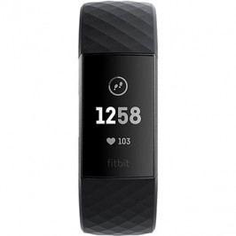 Fitbit Charge 3 Black / Graphite Aluminium