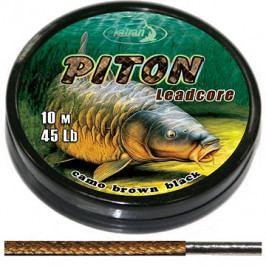 Katran Leadcore Piton 45lb 20,5kg 10m Camo/Brown/Black